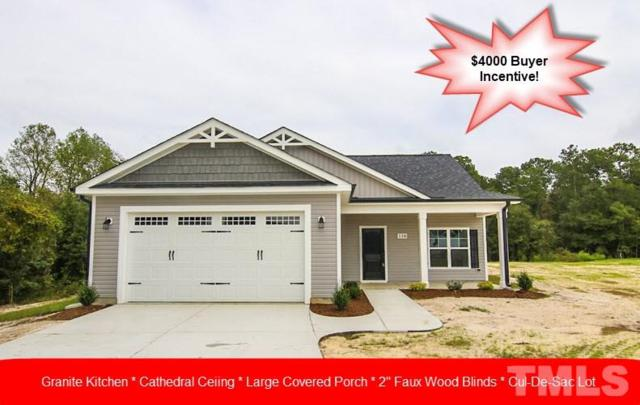 116 Rolling Knoll Court, Dudley, NC 28333 (#2198401) :: Raleigh Cary Realty