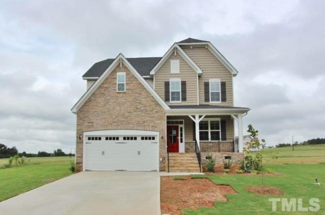 65 Oxer Drive, Youngsville, NC 27596 (#2198525) :: The Abshure Realty Group
