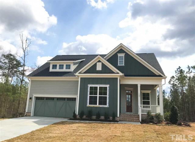 109 Silent Bend Drive #3, Holly Springs, NC 27540 (#2217646) :: M&J Realty Group
