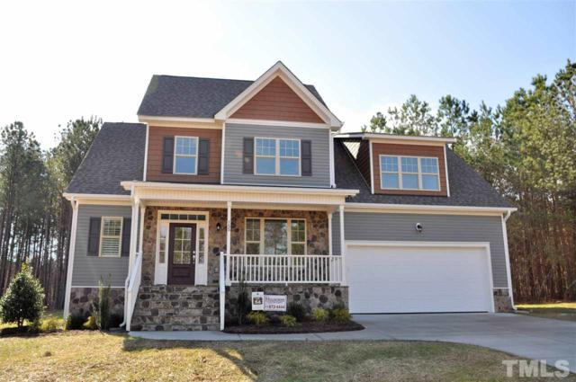 155 Walking Trail, Youngsville, NC 27596 (#2218840) :: The Jim Allen Group