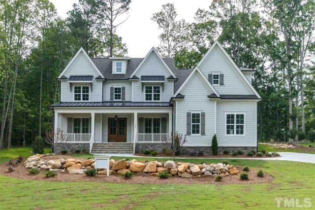 583 Fieldstone Lane, Pittsboro, NC 27312 (#2219103) :: Marti Hampton Team - Re/Max One Realty