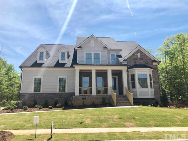 209 Silent Cove Lane Lot 125, Holly Springs, NC 27540 (#2233385) :: The Beth Hines Team