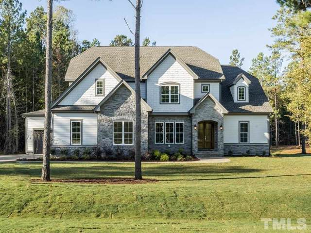 136 Pine Cone Loop, Pittsboro, NC 27312 (#2243370) :: Raleigh Cary Realty