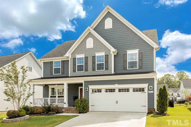 2813 Landon Ridge Drive, New Hill, NC 27562 (#2268842) :: The Jim Allen Group