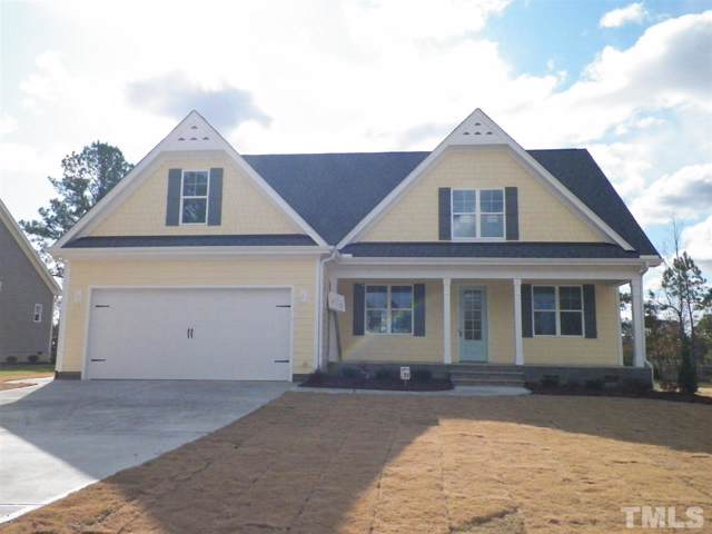 49 Reese Drive Lot 51, Willow Spring(s), NC 27592 (#2275534) :: Rachel Kendall Team