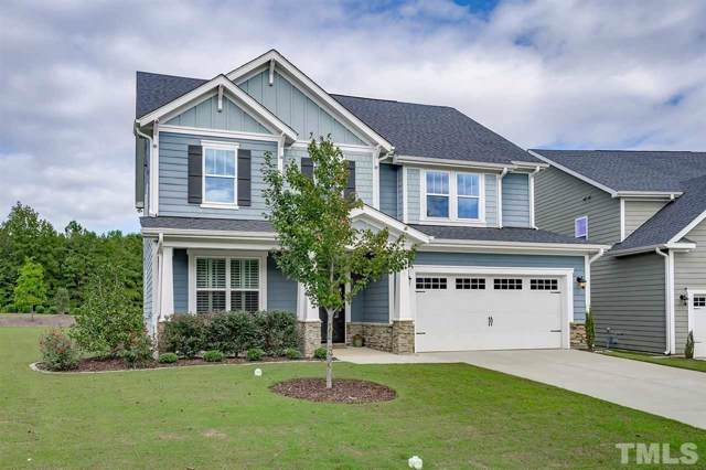 108 Atwood Drive, Holly Springs, NC 27540 (MLS #2276574) :: The Oceanaire Realty