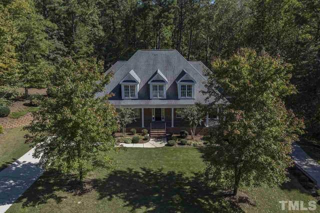 7516 Trail Blazer Trail, Wake Forest, NC 27587 (#2296715) :: Sara Kate Homes