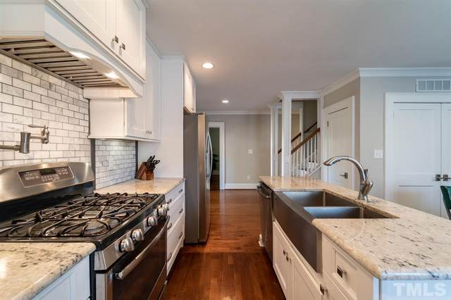 124 S Pettigrew Street, Raleigh, NC 27610 (#2336810) :: Triangle Just Listed