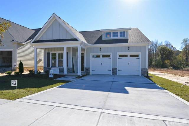 77 Camille Brooks Drive, Angier, NC 27501 (#2338160) :: Marti Hampton Team brokered by eXp Realty