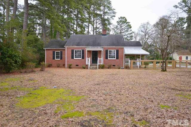 502 Clifton Road, Rocky Mount, NC 27804 (MLS #2372651) :: EXIT Realty Preferred