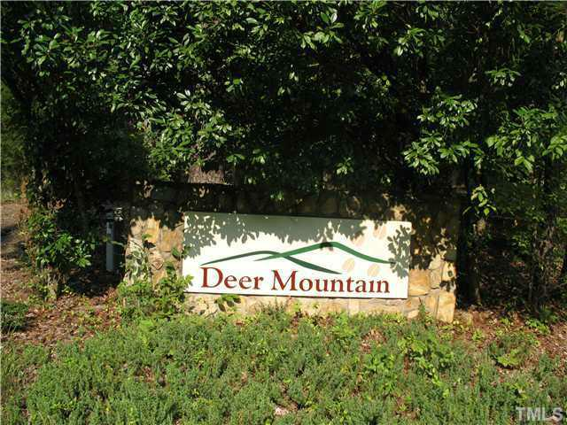 lot 4 Deer Mountain Road, Pittsboro, NC 27312 (#1872267) :: M&J Realty Group
