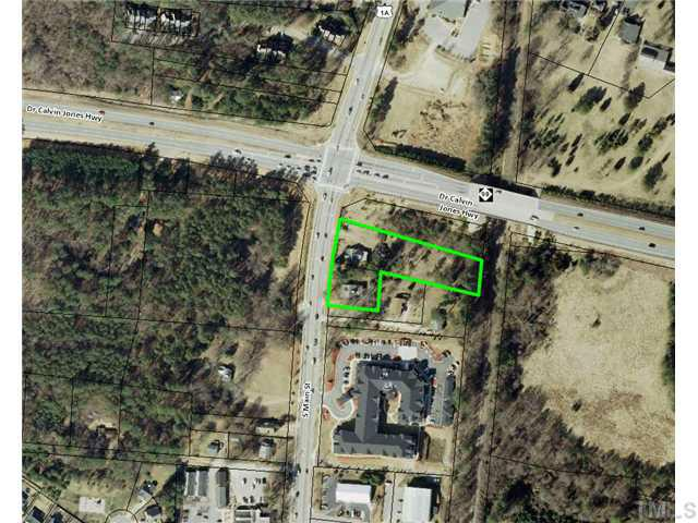 1125 S Main Street, Wake Forest, NC 27587 (MLS #1874157) :: The Oceanaire Realty