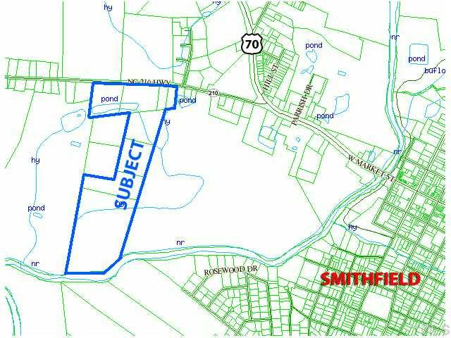4 Nc 210 Highway, Smithfield, NC 27577 (#1919424) :: The Perry Group