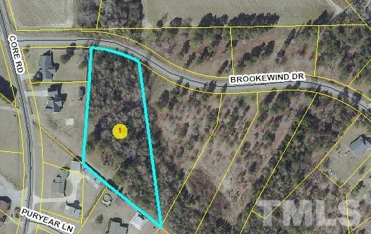 Lot #3 Brookewind Drive, Dunn, NC  (#2043725) :: Rachel Kendall Team, LLC
