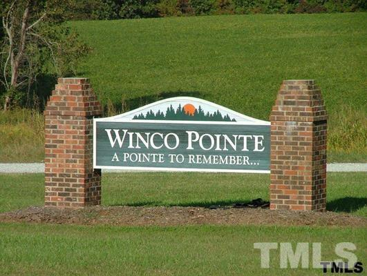 Lot 17 Winco Pointe, Roxboro, NC 27574 (#2096527) :: The Jim Allen Group