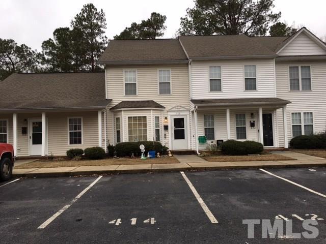 414 E Rose Street #414, Smithfield, NC 27577 (#2107314) :: The Jim Allen Group