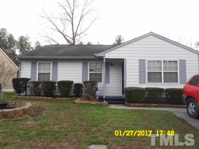 820 Shari Court, Durham, NC 27704 (#2112456) :: Rachel Kendall Team, LLC