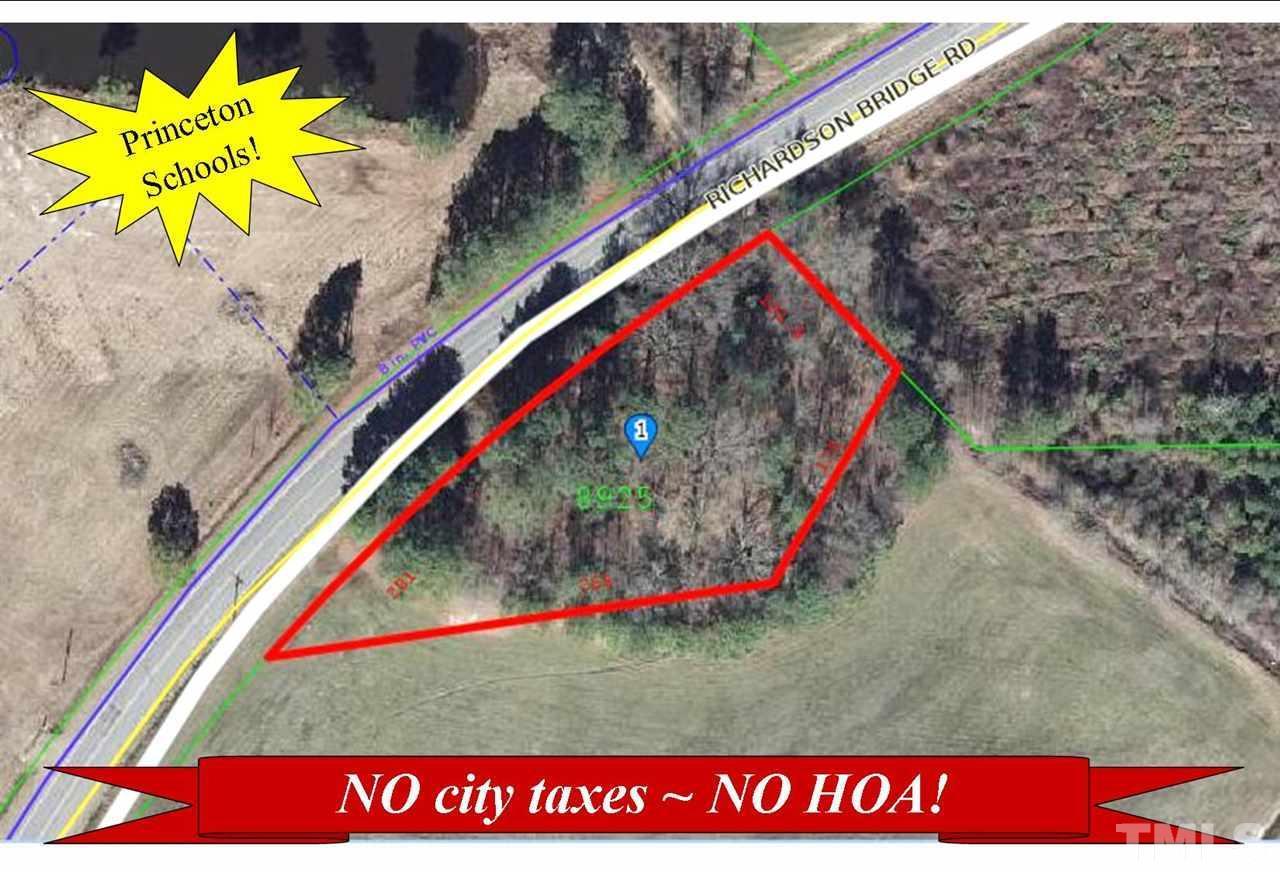Princeton Nc Map.2849 Richardson Bridge Road Princeton Nc 27569 2119312