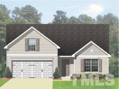 46 Bella Howington Drive, Lillington, NC 27546 (#2127261) :: Rachel Kendall Team, LLC