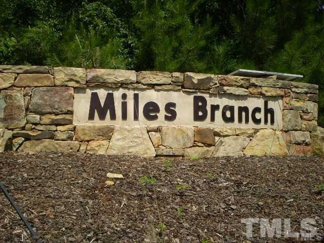 Lot 42 Miles Branch Road, Pittsboro, NC 27312 (#2131481) :: Raleigh Cary Realty