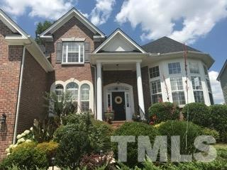 9212 Dansforeshire Drive, Wake Forest, NC 27587 (#2135200) :: Raleigh Cary Realty