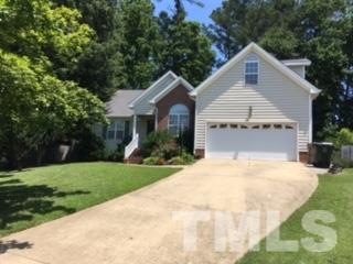 417 Machost Drive, Garner, NC 27529 (#2135333) :: Raleigh Cary Realty