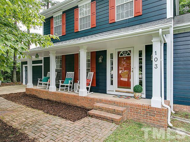 103 Dilworth Court, Cary, NC 27513 (#2135669) :: Raleigh Cary Realty