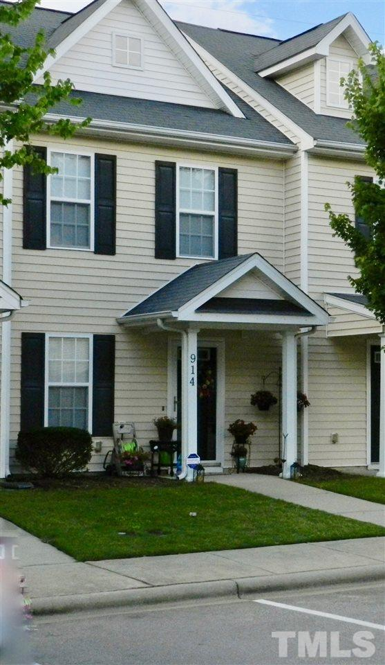 914 Savin Landing, Knightdale, NC 27545 (#2136514) :: Triangle Midtown Realty