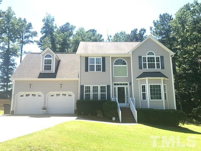 9312 Glendora Court, Garner, NC 27529 (#2136521) :: Triangle Midtown Realty