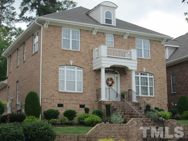 1217 Town Side Drive, Apex, NC 27502 (#2146027) :: Triangle Midtown Realty