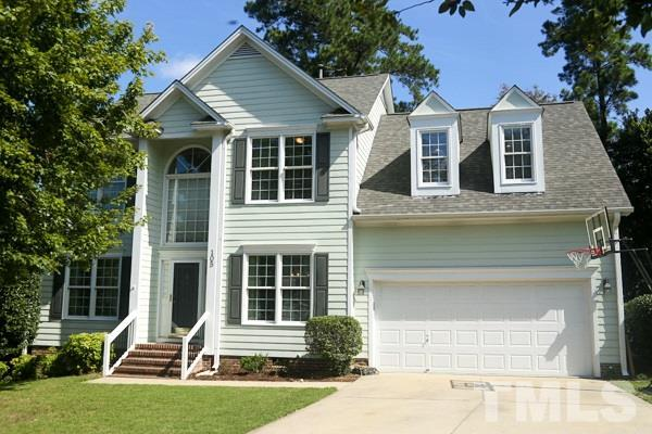 105 Starden Brook Court, Cary, NC 27519 (#2146486) :: Raleigh Cary Realty