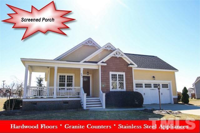 104 Timber Lake Drive, Goldsboro, NC 27534 (#2150156) :: Rachel Kendall Team, LLC
