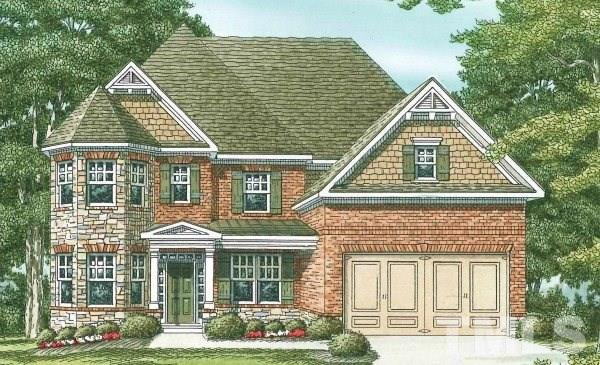 313 Springhurst Lane, Cary, NC 27511 (#2150525) :: Marti Hampton Team - Re/Max One Realty