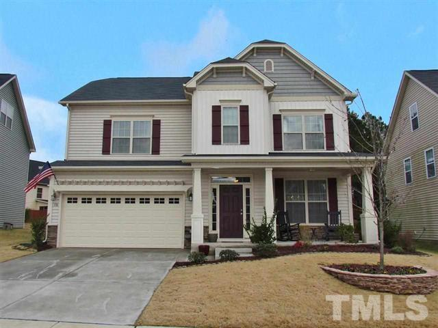116 Begonia Trail, Holly Springs, NC 27540 (#2151705) :: Marti Hampton Team - Re/Max One Realty