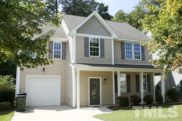 205 Occidental Drive, Holly Springs, NC 27540 (#2152423) :: The Jim Allen Group