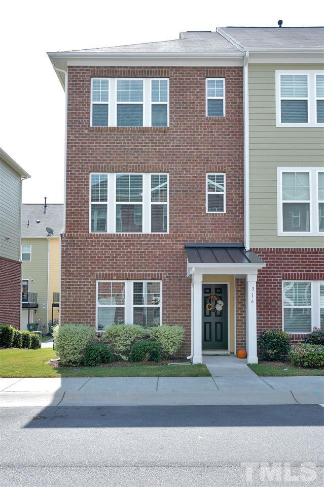 316 Dove Cottage Lane, Cary, NC 27519 (#2152794) :: The Jim Allen Group