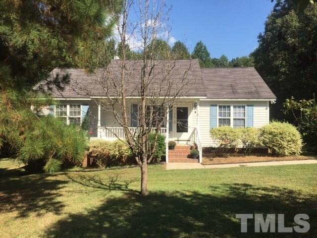 137 Breland Drive, Clayton, NC 27520 (#2152829) :: The Jim Allen Group