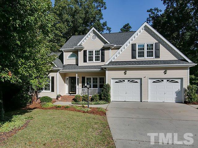 201 Nantucket Drive, Cary, NC 27513 (MLS #2152911) :: ERA Strother Real Estate
