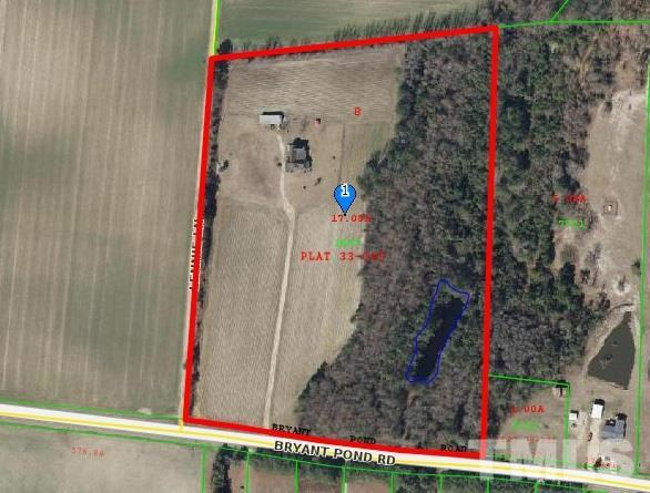 5141 Bryant Pond Road, Dunn, NC 28334 (#2153136) :: Rachel Kendall Team, LLC