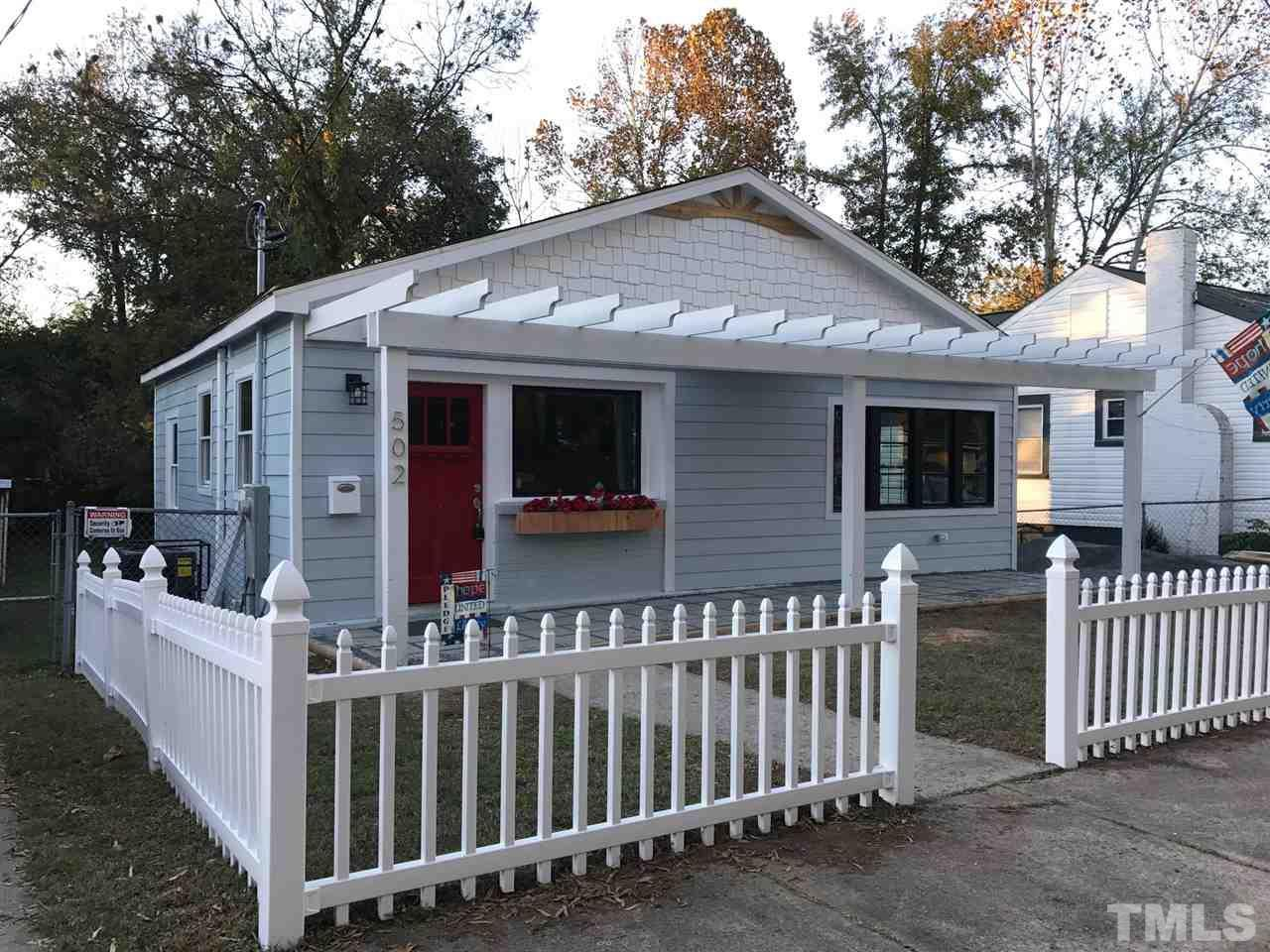 502 Bingham Drive, Durham, NC 27703 (#2155262) :: Raleigh Cary Realty