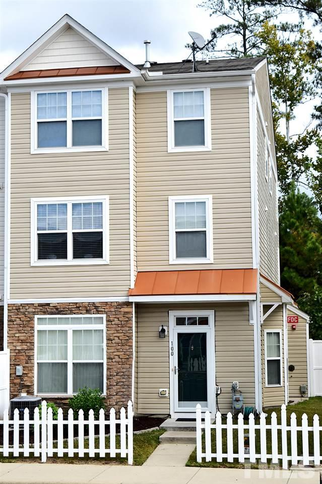 11710 Coppergate Drive #100, Raleigh, NC 27614 (#2155841) :: The Jim Allen Group