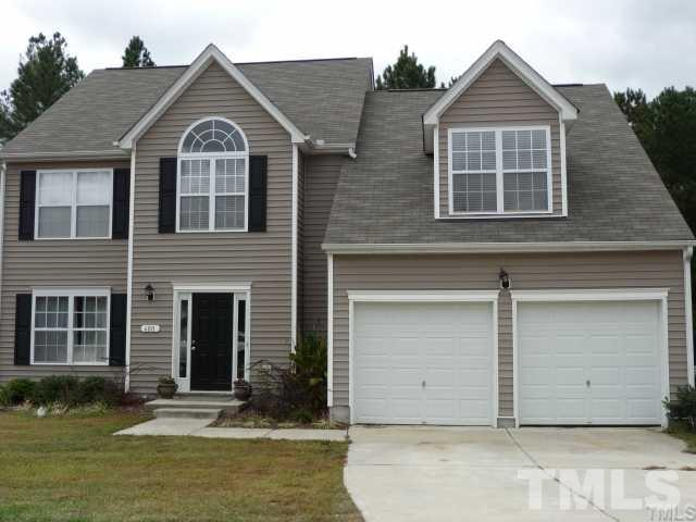 600 Pyracantha Drive, Holly Springs, NC 27540 (#2155993) :: The Jim Allen Group