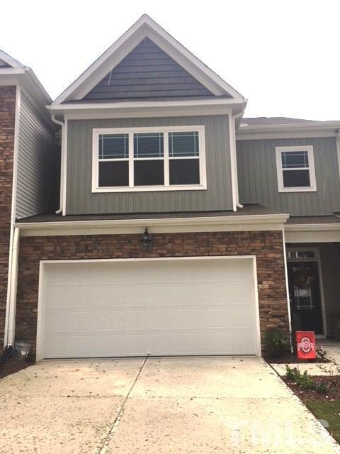 5528 Jessip Street, Morrisville, NC 27560 (#2156267) :: The Abshure Realty Group