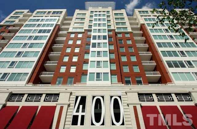 400 W North Street #906, Raleigh, NC 27603 (#2156594) :: The Jim Allen Group