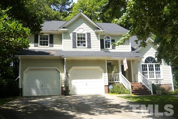 11100 N Radner Way, Raleigh, NC 27613 (#2156689) :: The Abshure Realty Group