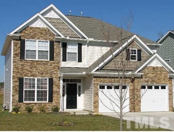 160 Stobhill Lane, Holly Springs, NC 27540 (#2156707) :: The Jim Allen Group