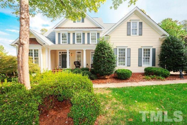 5225 Crooked Bluff Lane, Fuquay Varina, NC 27526 (#2156721) :: The Abshure Realty Group