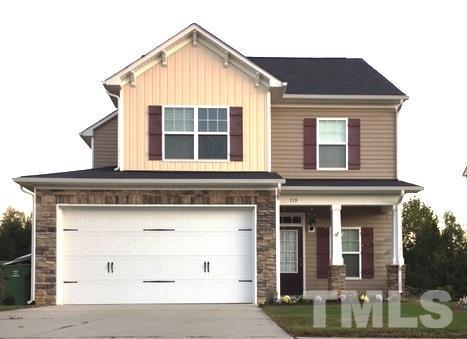 719 Hunters Ridge Drive, Fuquay Varina, NC 27526 (#2157459) :: Raleigh Cary Realty