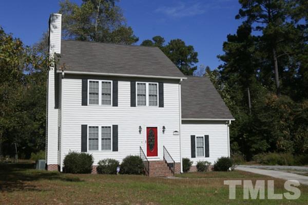 245 B H Parrish Road, Benson, NC 27504 (#2158822) :: Rachel Kendall Team, LLC