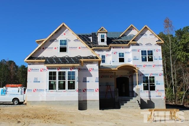 1108 Mackinaw Drive, Wake Forest, NC 27587 (#2158894) :: The Jim Allen Group